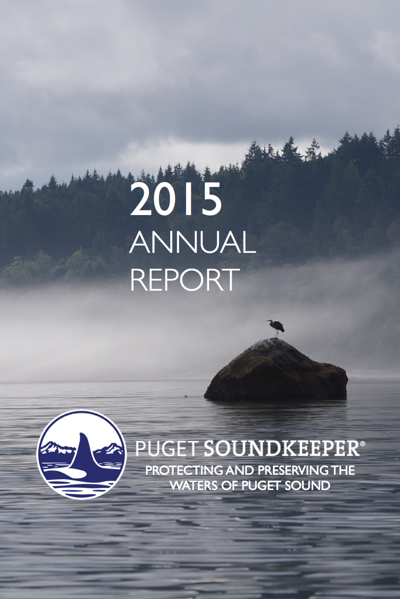 Annual Report Fiscal Year 2015
